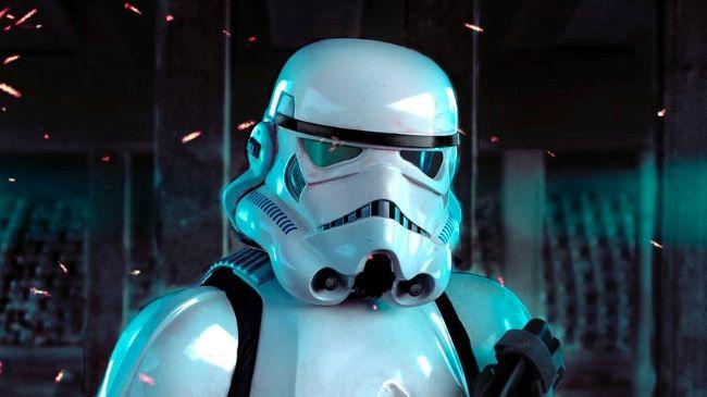 Cosplay Stormtrooper